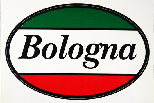Bologna Italy Decal Sticker