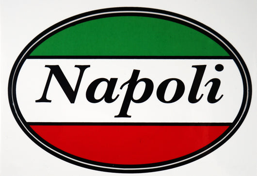 Napoli Italy Decal Sticker