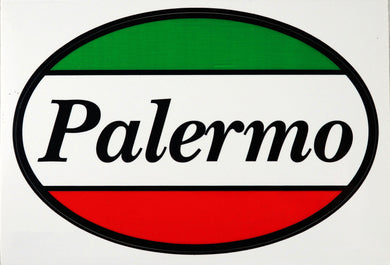 Palermo Sicily Decal Sticker