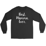 Best Mamma Ever Shirt