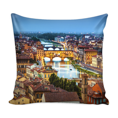 Florence II Decorative Throw Pillow Set (Pillow Cover and Insert)