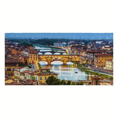 Florence II Beach Towel