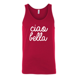 Ciao Bella Dark Canvas Women's Tank