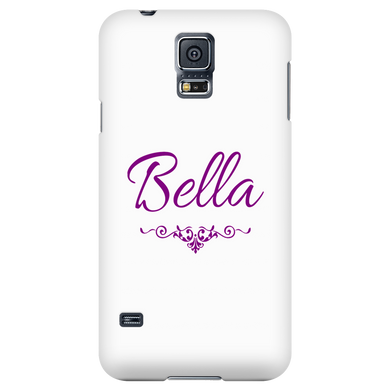Bella Purple Phone Case