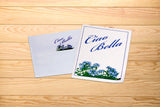 Ciao Bella Note Cards - 8 cards and envelopes