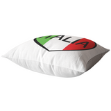 Italia Heart Pillow Cover with Insert