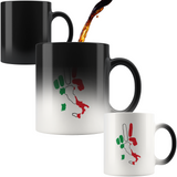 Italian Peace Color Changing Mug