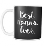 Best Nonna Ever Mug