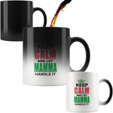 Let Mamma Handle It Color Changing Mug