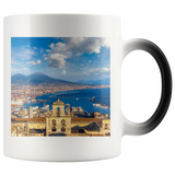 Napoli Color Changing Mug