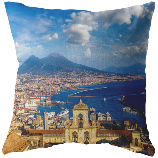 Napoli Pillow Cover with Insert