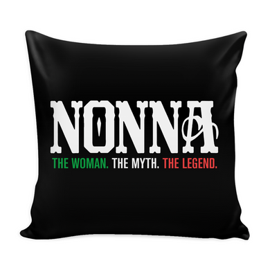 Nonna Decorative Throw Pillow Set (Pillow Cover and Insert)