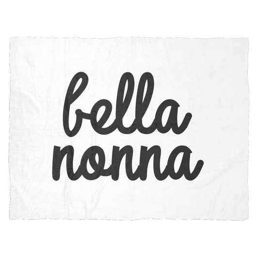 Bella Nonna Fleece Blanket