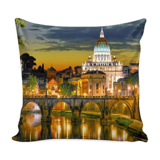 Rome Pillow Cover with Insert