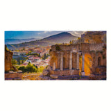 Sicily Beach Towel