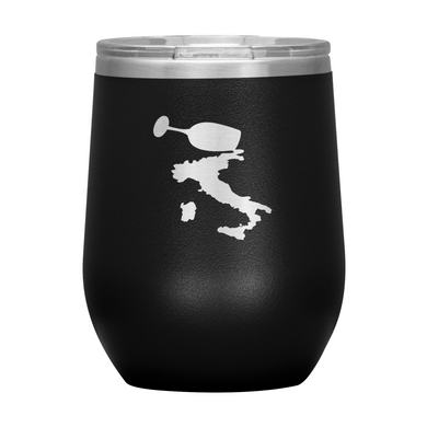 Spilled Wine - Wine Tumbler