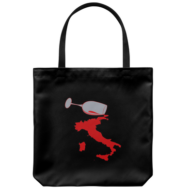 Spilled Wine II Tote Bag