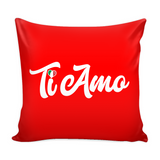 Ti Amo Pillow Cover with Insert