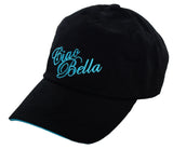 Ciao Bella Black Baseball Cap