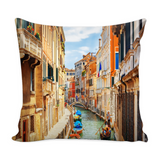 Venice II Pillow Cover with Insert