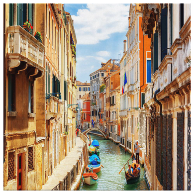 Venice II Wall Art Canvas