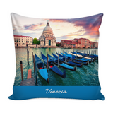 Venice Pillow Cover with Insert
