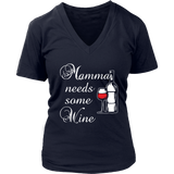 Mamma Needs Some Wine Shirt