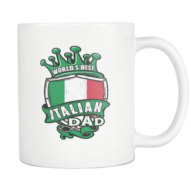 World's Best Italian Dad 11oz Mug