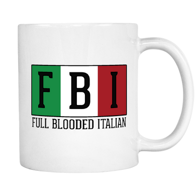 Full Blooded Italian Mug