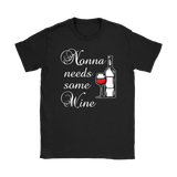 Nonna Needs Some Wine Shirt