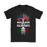American Grown With Italian Roots Shirt