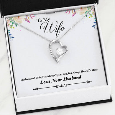 Forever Love Necklace to Wife from Husband