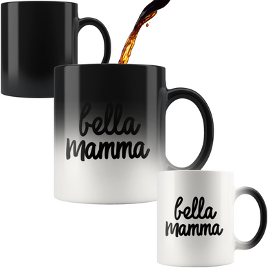 Bella Mamma Color Changing Mug