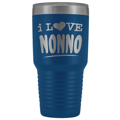 I Love My Nonno Tumbler - Large 30 oz.