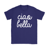 Ciao Bella Dark Shirt