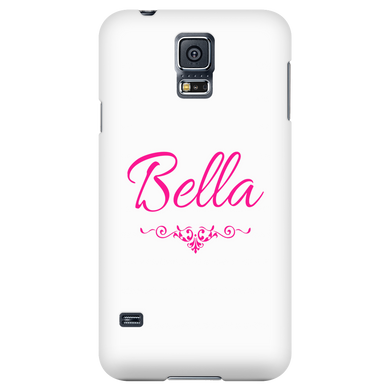 Bella Pink Phone Case