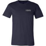 P.S. I Love Italy Logo II - Canvas Men's Shirt