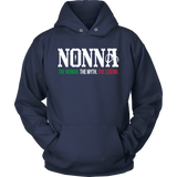 Nonna The Woman The Myth The Legend Shirt