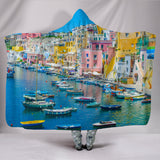 Procida Hooded Blanket