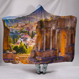 Sicily Hooded Blanket