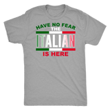 No Fear Italian Shirt