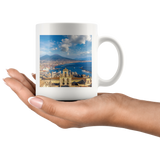 Napoli White 11oz Mug