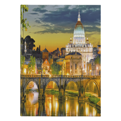 Rome Hardcover Journal