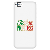 Italian Princess White Phone Case