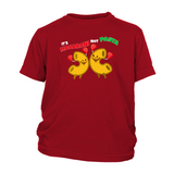 Macaroni Not Pasta Kids Shirt