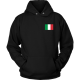 Copy of Italian Flag Shirt -  Unisex Hoodie