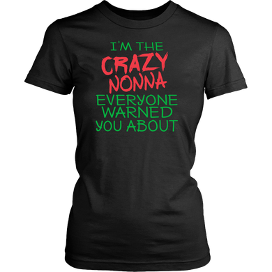 Crazy Nonna Shirt