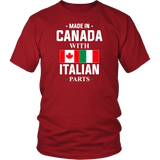 Made in Canada with Italian Parts Shirt