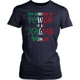 Never Underestimate The Power Of An Italian Woman Shirt