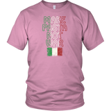 Make Pasta Not War Shirt